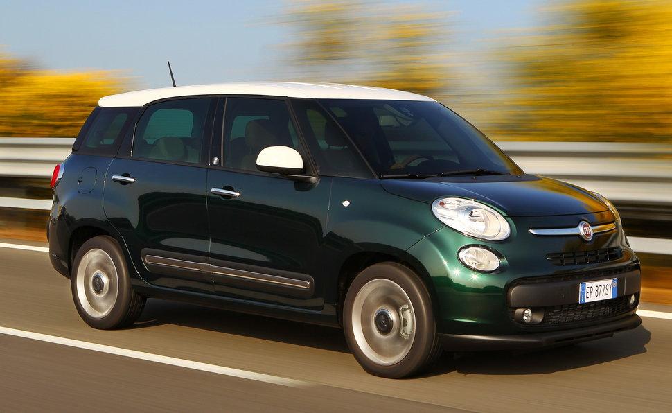Fiat 500l Living Prova Scheda Tecnica Opinioni E Dimensioni 1 6