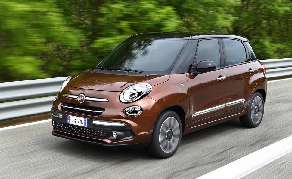 Fiat 500l Prova Scheda Tecnica Opinioni E Dimensioni 1 4 Lounge