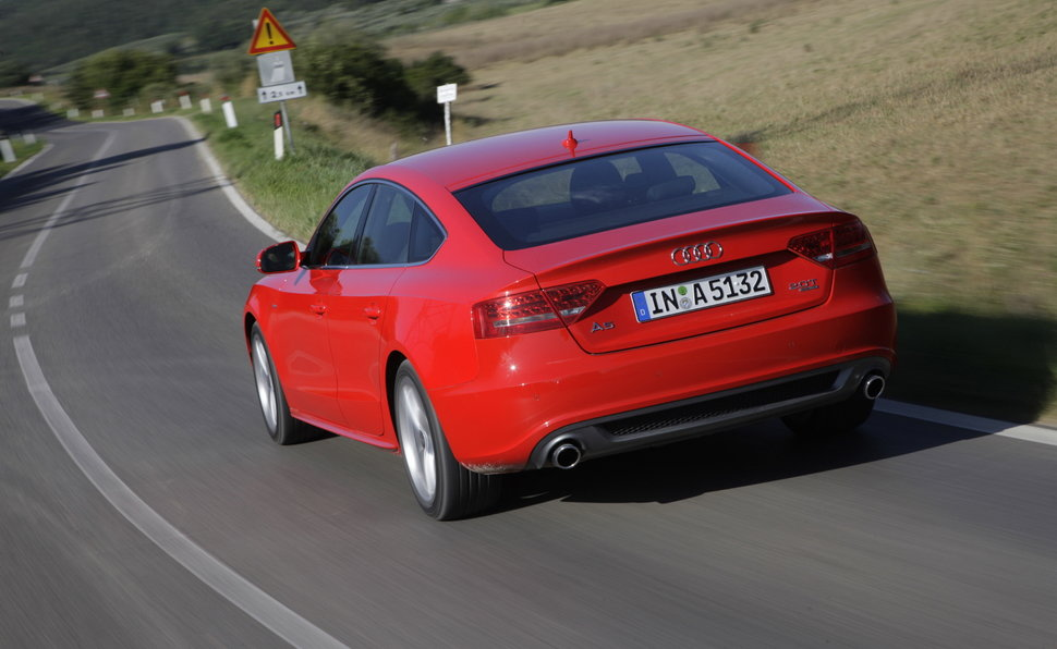 Audi A5 Sportback Prova Scheda Tecnica Opinioni E Dimensioni 20