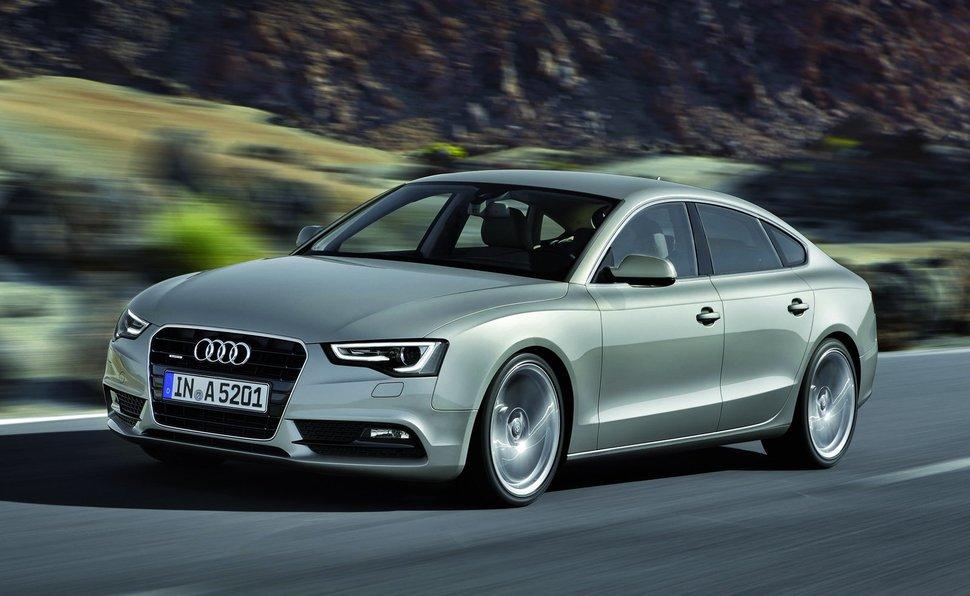 Audi A5 Sportback Prova Scheda Tecnica Opinioni E Dimensioni 18 Tfsi