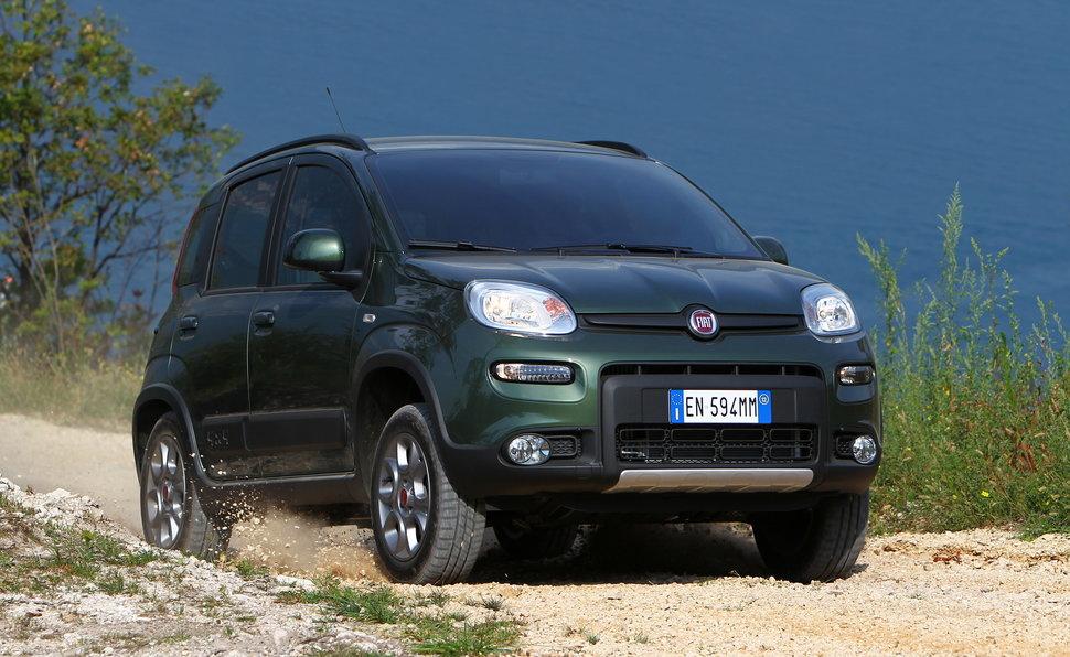 Fiat panda 4x4 prova scheda tecnica opinioni e for Panda 4x4 sisley scheda tecnica