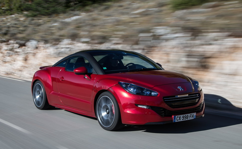 peugeot rcz cabriolet prezzo. Black Bedroom Furniture Sets. Home Design Ideas