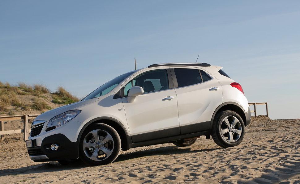 Opel mokka prova scheda tecnica opinioni e dimensioni 1 - Prezzo gas gpl casa ...