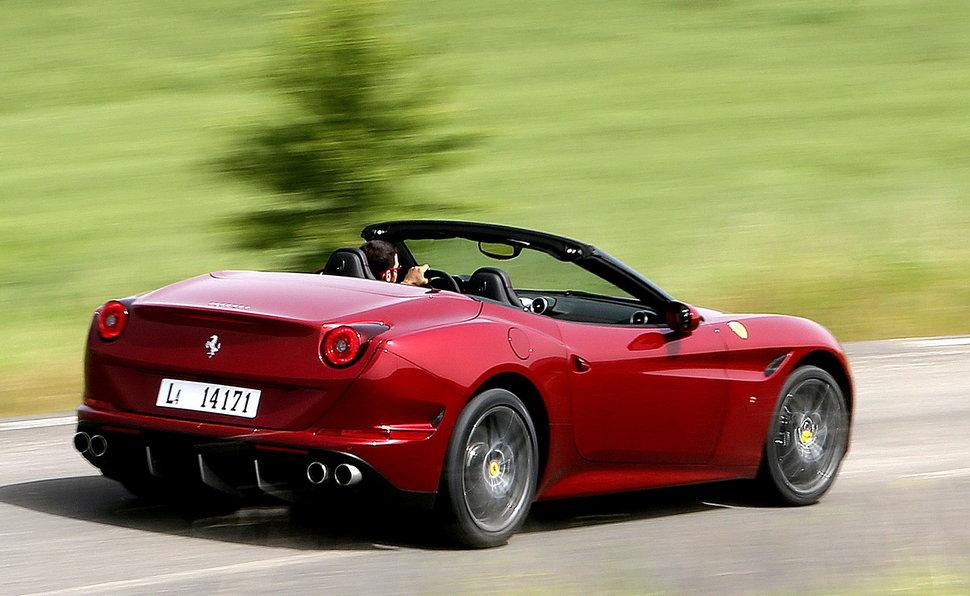 Ferrari California T Prova Scheda Tecnica Opinioni E Dimensioni V8