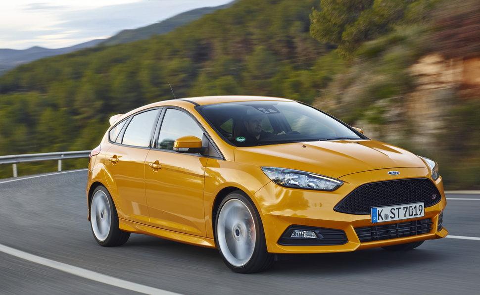 Ford Focus Prova Scheda Tecnica Opinioni E Dimensioni