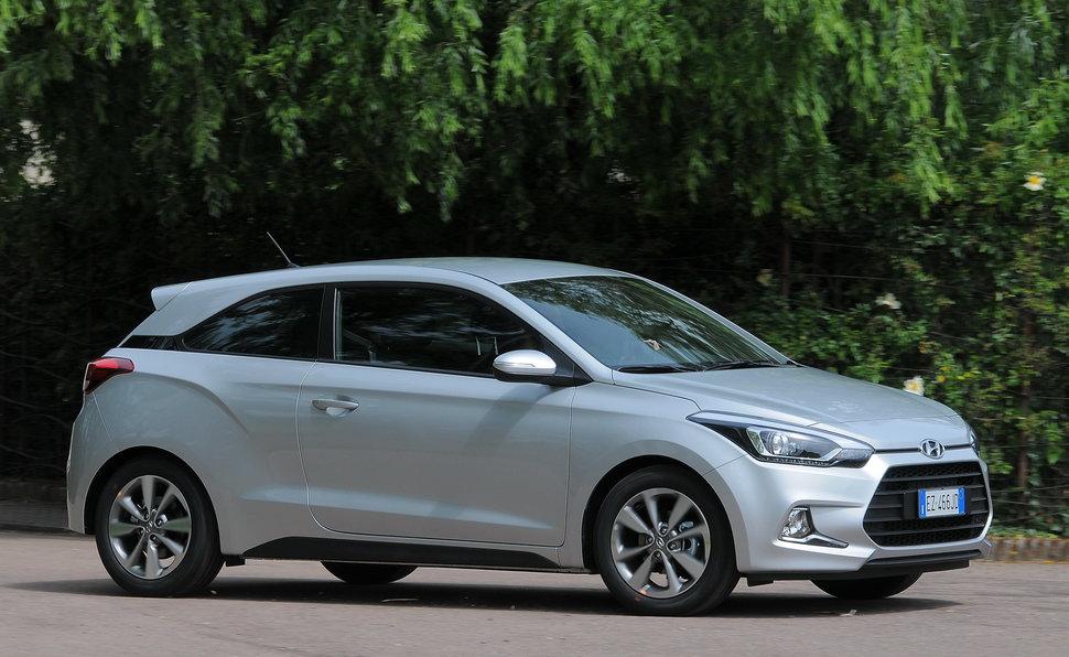 Hyundai I20 3 Porte.Hyundai I20 Coupe Prova Scheda Tecnica Opinioni E
