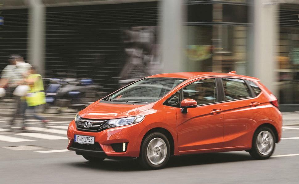 Honda Jazz Prova Scheda Tecnica Opinioni E Dimensioni 13 I Vtec