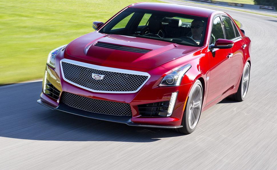 Cadillac Cts Prova Scheda Tecnica Opinioni E Dimensioni V 6 2 At Rwd