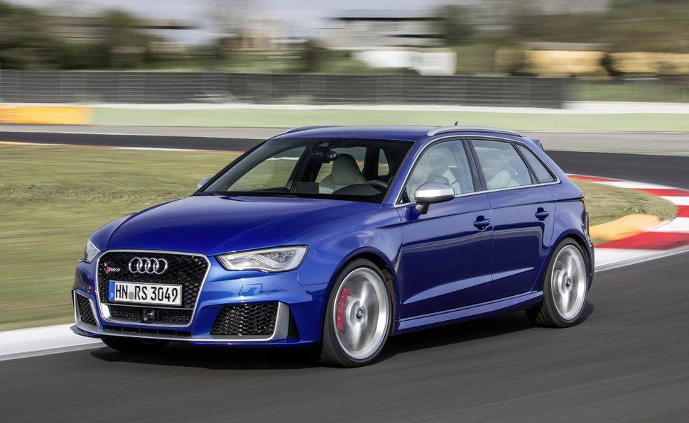 Audi A3 Sportback Prova Scheda Tecnica Opinioni E Dimensioni Rs3
