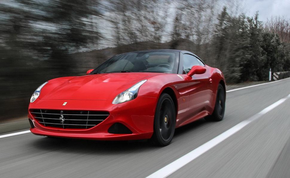 Rent a Ferrari in Jesolo