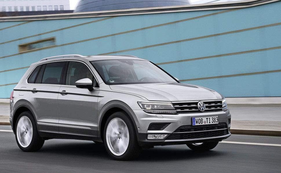 Volkswagen tiguan prova scheda tecnica opinioni e for Prezzo del pacchetto di 2 box auto