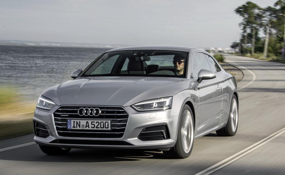 Audi A5 Prova Scheda Tecnica Opinioni E Dimensioni 20 Tdi S Tronic