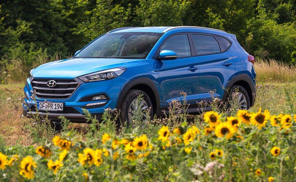 Hyundai Tucson Prova Scheda Tecnica Opinioni E