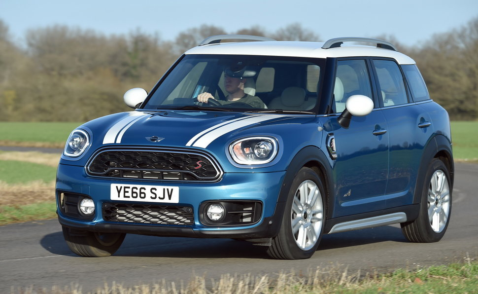 NUOVA MINI COOPER S E COUNTRYMAN ALL4 I MINI.IT