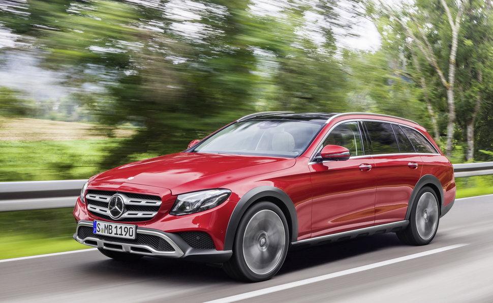 Mercedes E All-Terrain prova, scheda tecnica, opinioni e ...