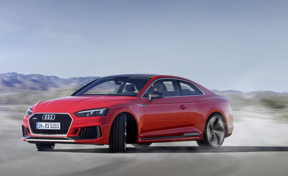 Audi A5 Prova Scheda Tecnica Opinioni E Dimensioni Rs5 29 Tfsi