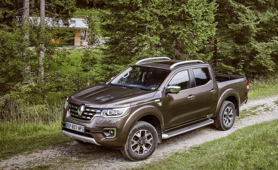 Renault alaskan prova scheda tecnica opinioni e for Prezzo plurwheel della cabina di rimowa