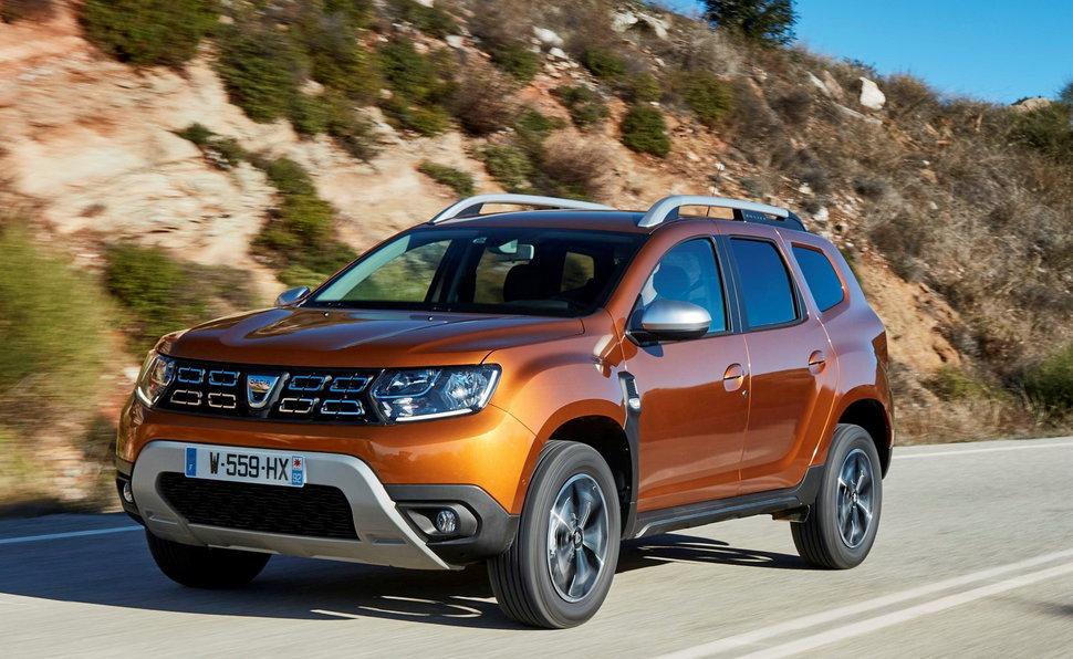 Dacia duster prova scheda tecnica opinioni e dimensioni for Nuova dacia duster immagini