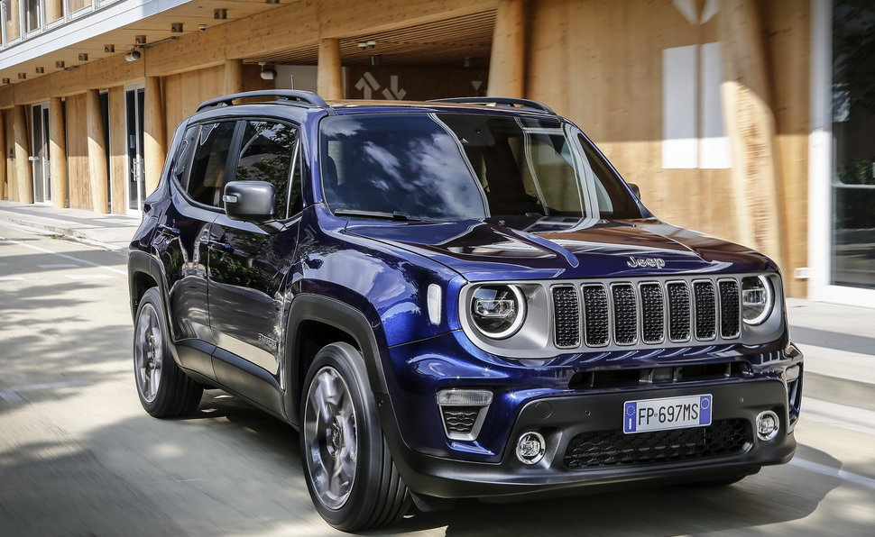 Jeep Renegade Prova Scheda Tecnica Opinioni E Dimensioni 1 3 T4 150 Cv Limited Ddct