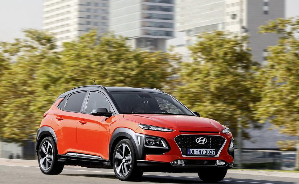 Hyundai kona prova scheda tecnica opinioni e dimensioni crdi