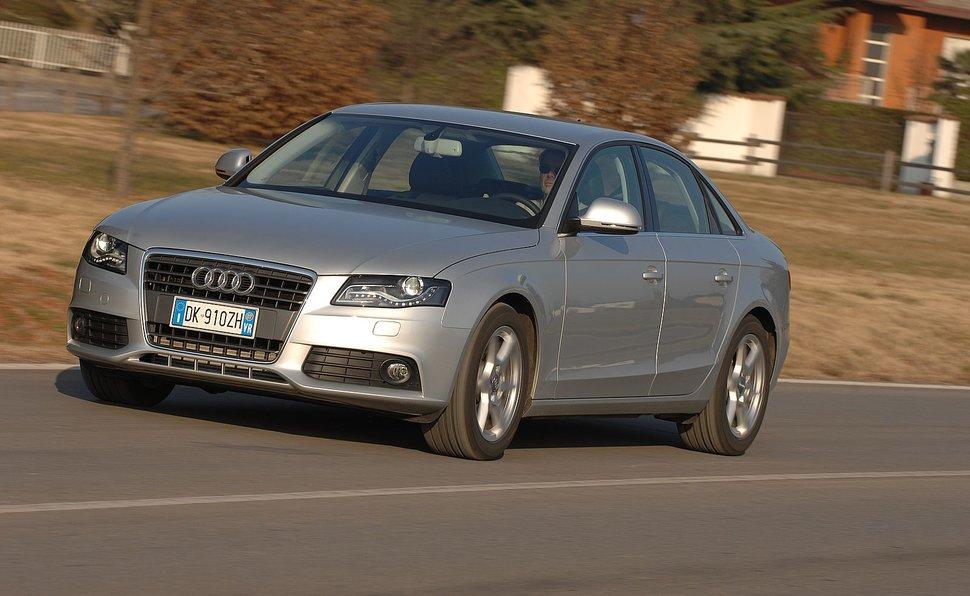 Prova Audi A4 Scheda Tecnica Opinioni E Dimensioni 20 Tdi 143 Cv