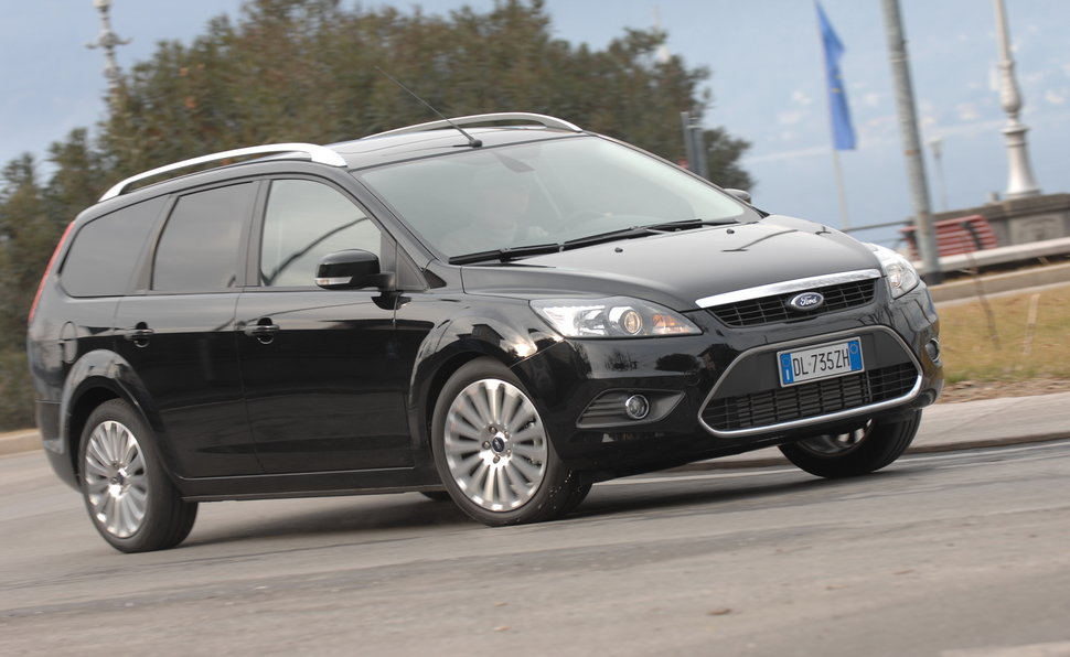 Ford Focus Style Wagon