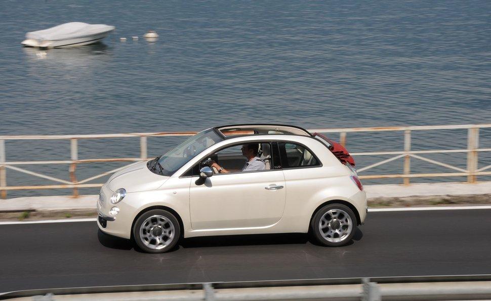 Prova Fiat 500c Scheda Tecnica Opinioni E Dimensioni 1 3 16v