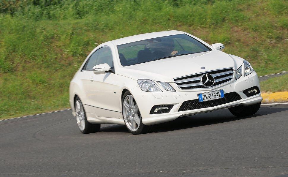 Prova mercedes e coup scheda tecnica opinioni e dimensioni 350 cdi blueefficiency avantgarde - Mercedes classe e coupe 350 cdi ...