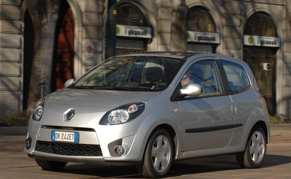 Wonderbaar Prova Renault Twingo scheda tecnica opinioni e dimensioni 1.5 dCi NS-54