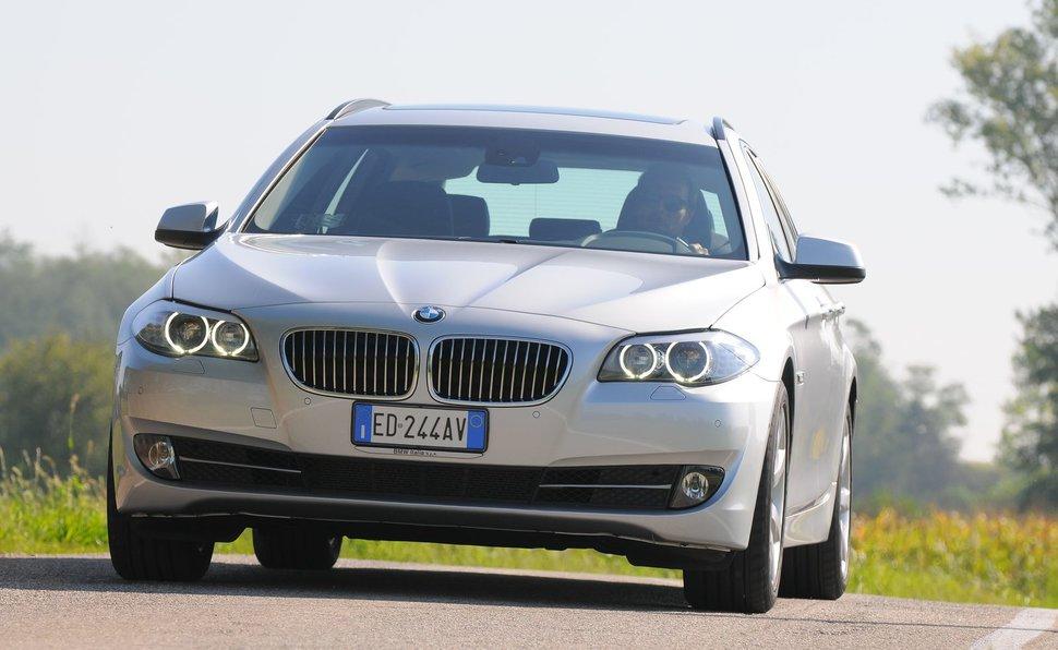 Prova Bmw Serie 5 Touring Scheda Tecnica Opinioni E Dimensioni 520d