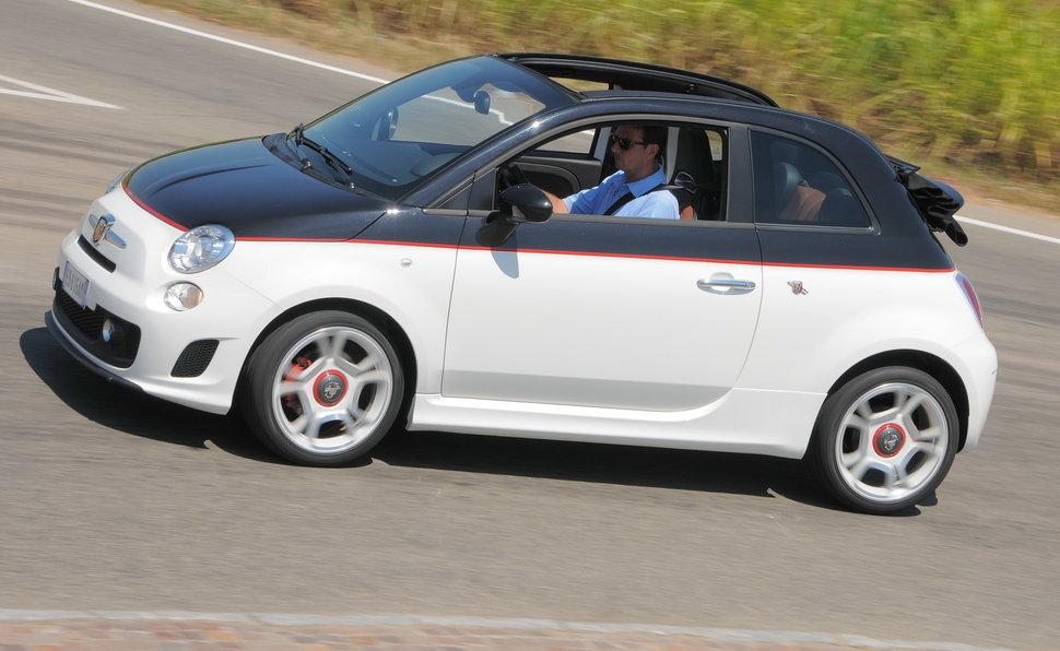 Misure Fiat 500 Idea Di Immagine Auto
