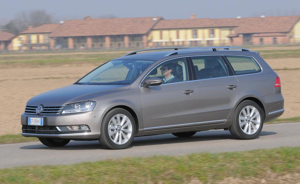 Prova Volkswagen Passat Variant Scheda Tecnica Opinioni E