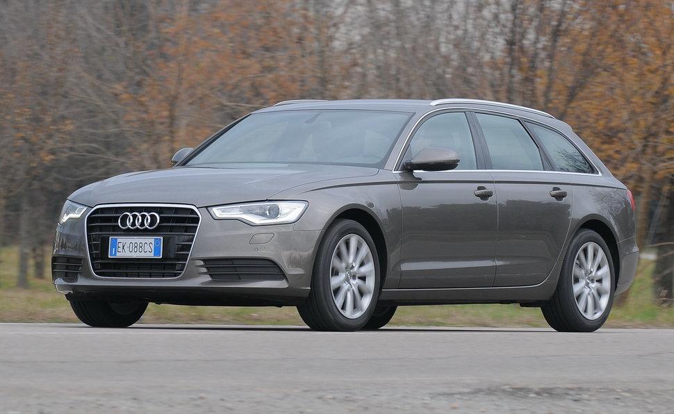 Audi a4 sport wagon 2013 4