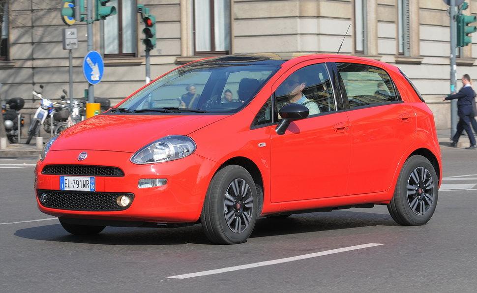 Fiat Punto on
