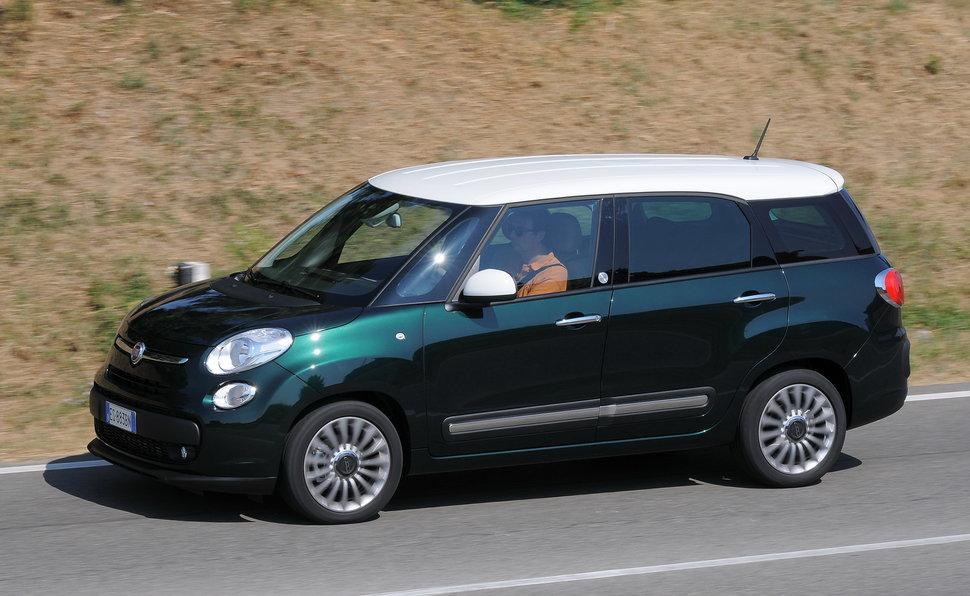 Prova Fiat 500l Living Scheda Tecnica Opinioni E Dimensioni 1 6