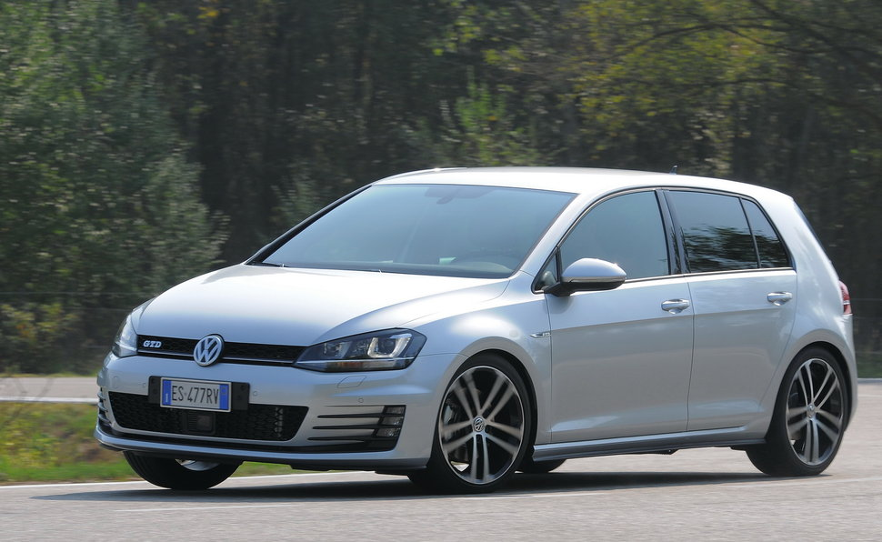 Prova Volkswagen Golf Scheda Tecnica Opinioni E Dimensioni 2 0 Tdi 184 Cv Gtd Dsg 5 Porte