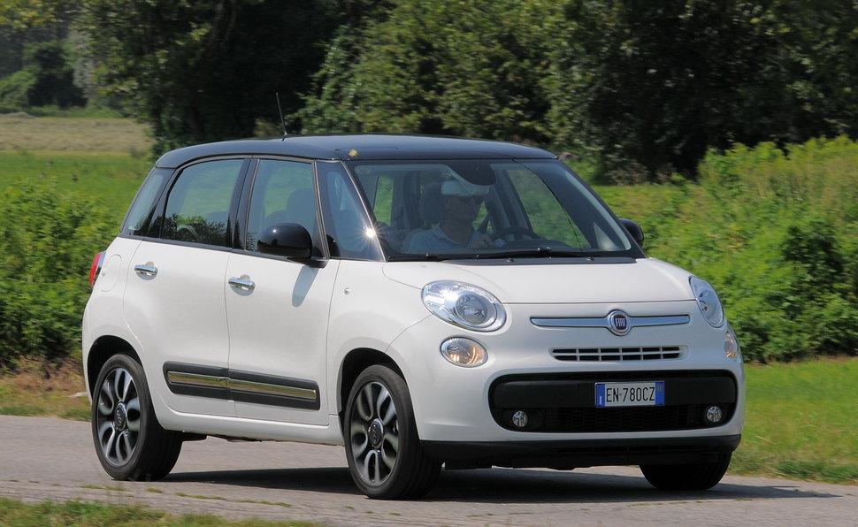 6449c702f3 Prova Fiat 500L scheda tecnica opinioni e dimensioni 1.3 Multijet ...