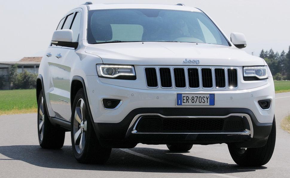 Schemi Elettrici Jeep Cherokee : Prova jeep grand cherokee scheda tecnica opinioni e dimensioni