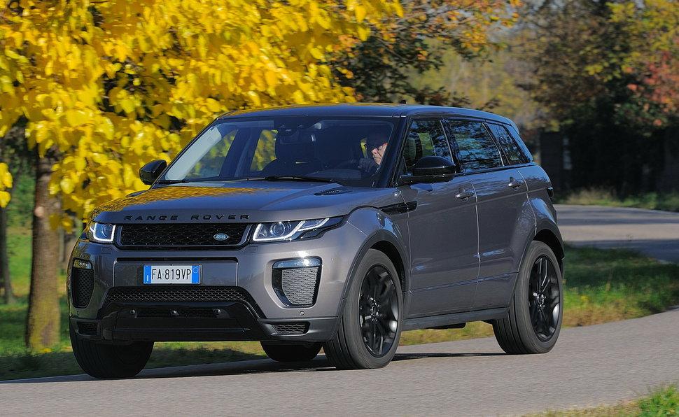 Range Rover Sport 2016 >> Prova Land Rover Range Rover Evoque scheda tecnica opinioni e dimensioni 2.0 TD4 150 CV HSE ...