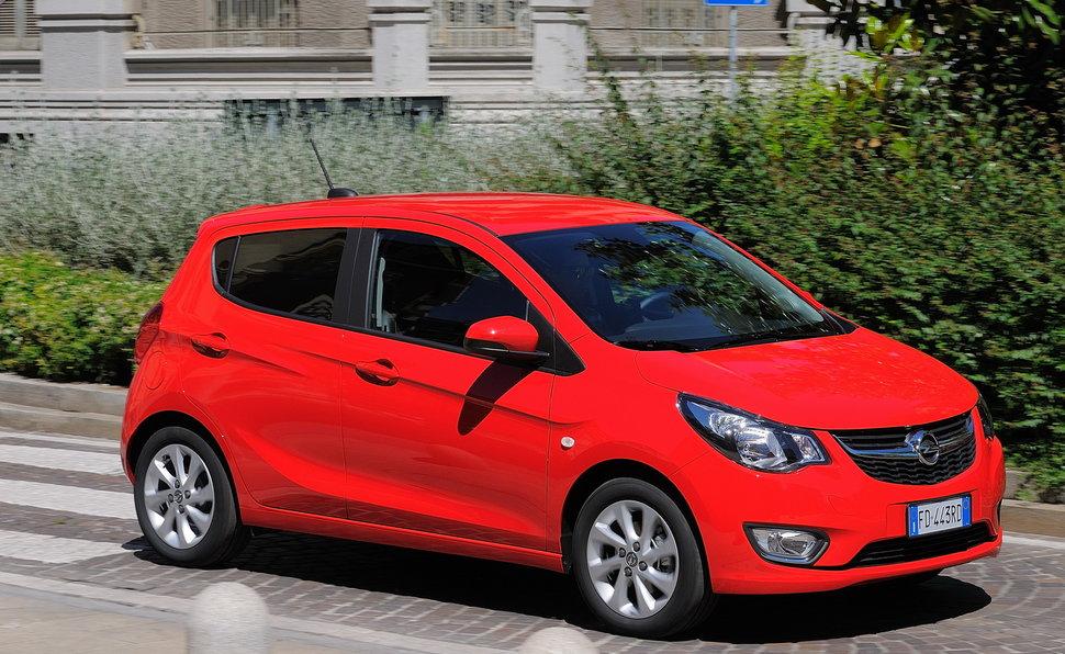 Prova Opel Karl scheda tecnica opinioni e dimensioni 1.0 73 CV ... 264a629b1515