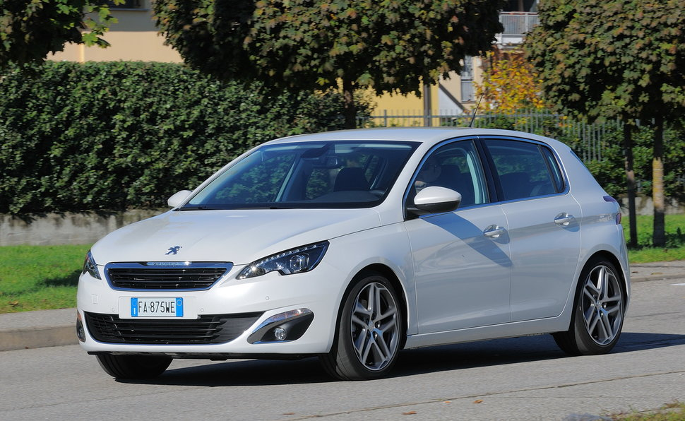 Prova Peugeot 308 Scheda Tecnica Opinioni E Dimensioni 2 0 Bluehdi 150 Cv Allure