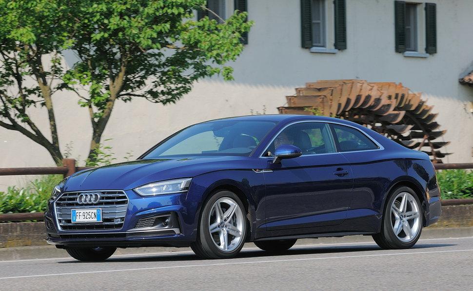 Prova Audi A5 Scheda Tecnica Opinioni E Dimensioni 20 Tdi 190 Cv