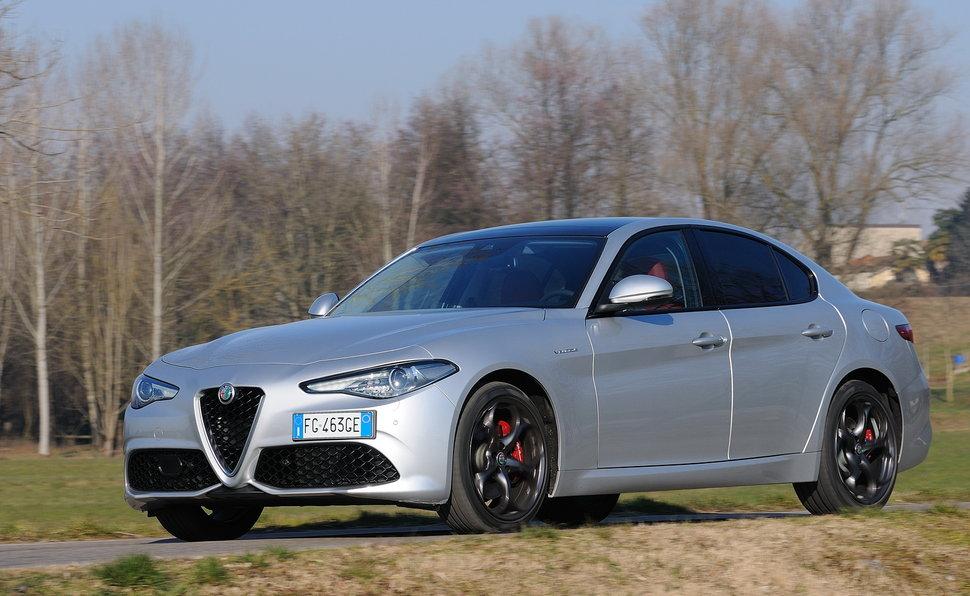 Alfa Giulia Veloce >> Prova Alfa Romeo Giulia Scheda Tecnica Opinioni E Dimensioni