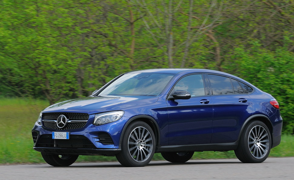 mercedes glc 250d 4matic prezzo