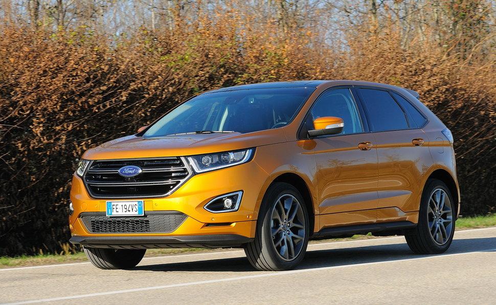 Prova Ford Edge Scheda Tecnica Opinioni E Dimensioni 2 0 Tdci 210