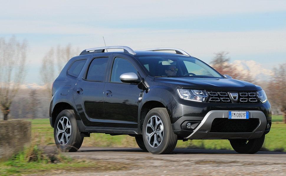 Prova Dacia Duster scheda tecnica opinioni e dimensioni 1 ...