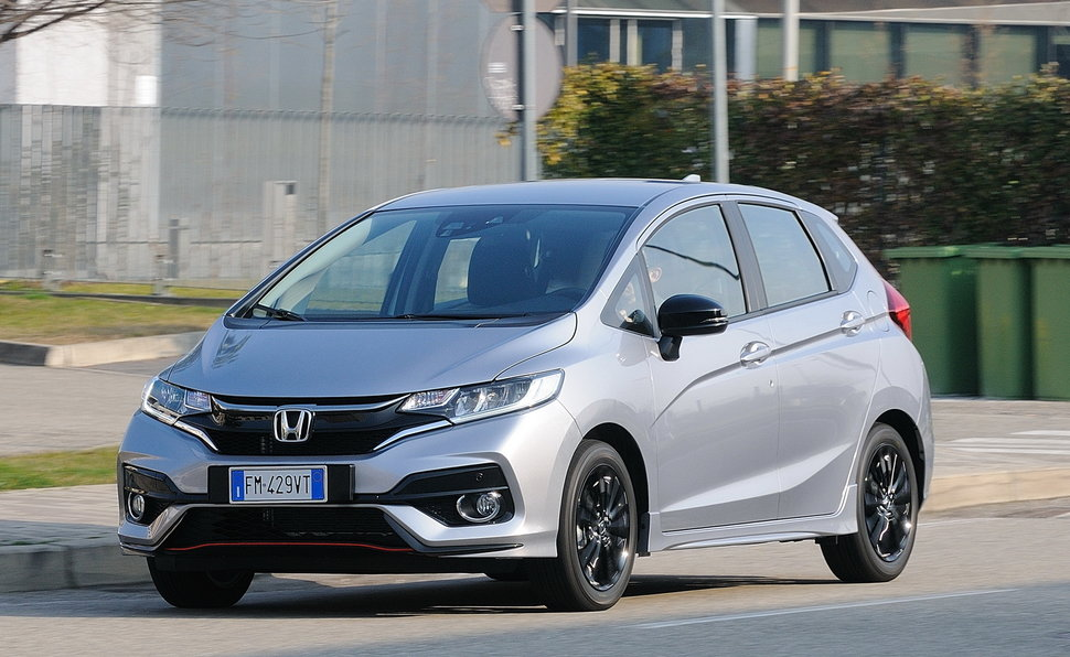 Prova Honda Jazz Scheda Tecnica Opinioni E Dimensioni 15 I Vtec