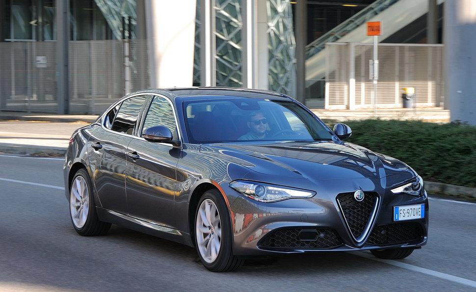 Alfa Romeo Giulia Forum