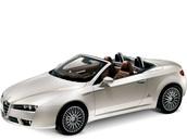 Listino Alfa Romeo Spider