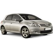 Listino Toyota Auris